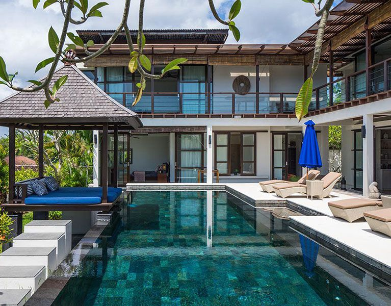 Villa Adenium Jimbaran 4 Bedroom Luxury Villa Bali