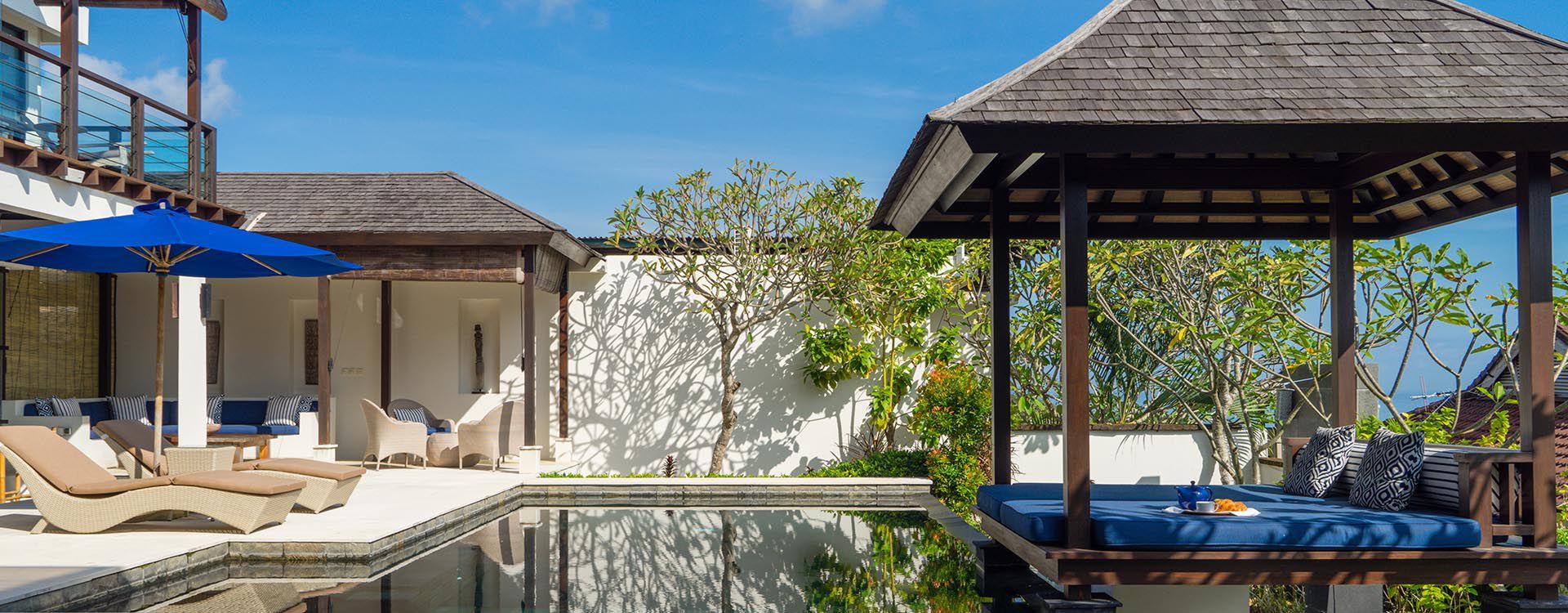 Explore the Villa | Villa Adenium - Jimbaran 4 bedroom luxury villa